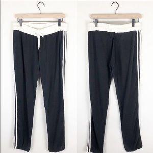 NWT 100% Silk Monrow Jogger Pants
